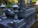 お墓のクリーニング の画像1