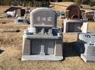 大分市やすらぎ霊園芝生墓石完成の画像1