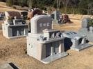 大分市やすらぎ霊園芝生墓石完成の画像2