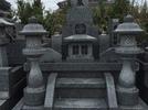 お墓の背面納骨を正面からの観音扉にの画像1