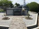 大分市丸山墓地供養塔除幕式の画像2