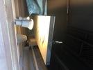 トンネル銘板 東和石材工場にて加工中の画像2