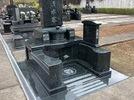 もみじ霊園デザイン墓完成の画像1
