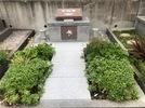 大分市やすらぎ霊園花壇墓の画像1