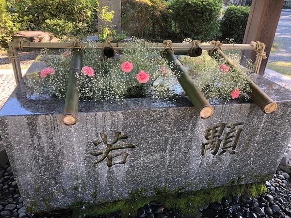 大分県護国神社 インスタ映え