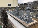 福知山市墓石完成の画像2
