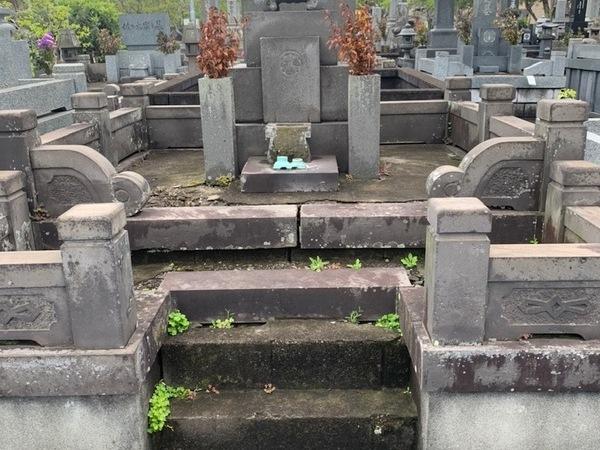 お墓のビフォーアフター