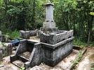 豊後大野市墓石の解体完了の画像1