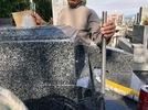 大分市天然塚墓石完成の画像3