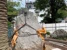 大分市立金池小学校 石碑解体の画像7
