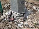 大分市立金池小学校 石碑解体の画像3